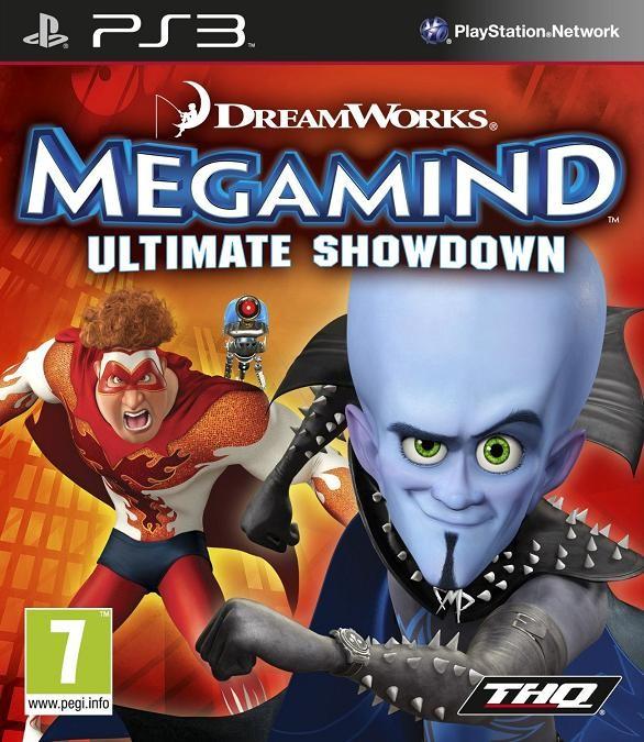 Megamind le jeu