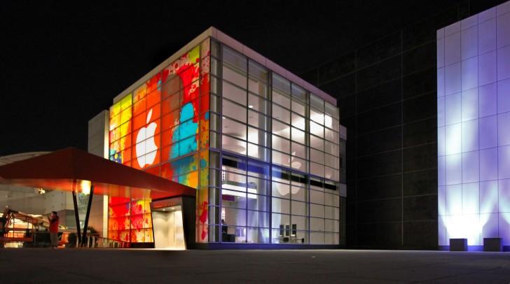 Yerba Buena Center Apple Keynote 2011