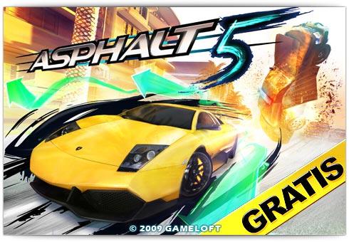 asphalt5free