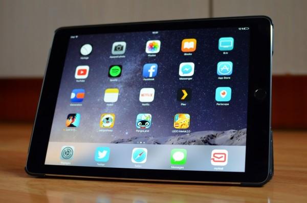 Applications iPad