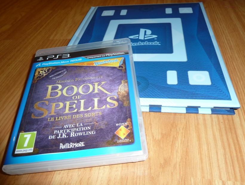 Book Of Spells-PS3