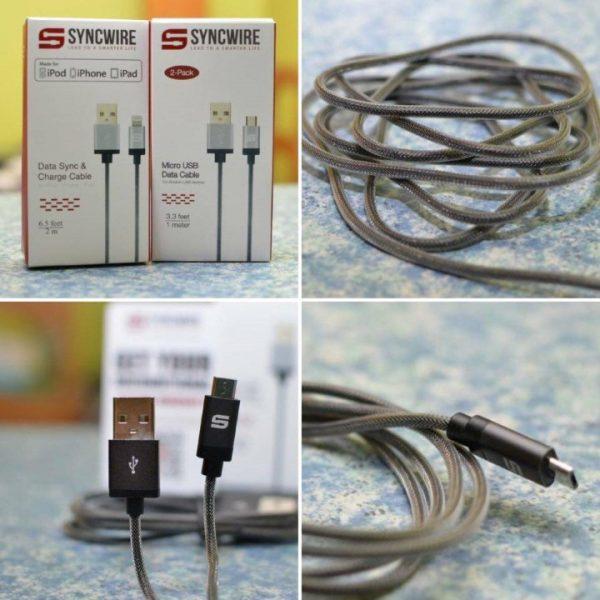 Câbles Syncwire (Personnalisé)