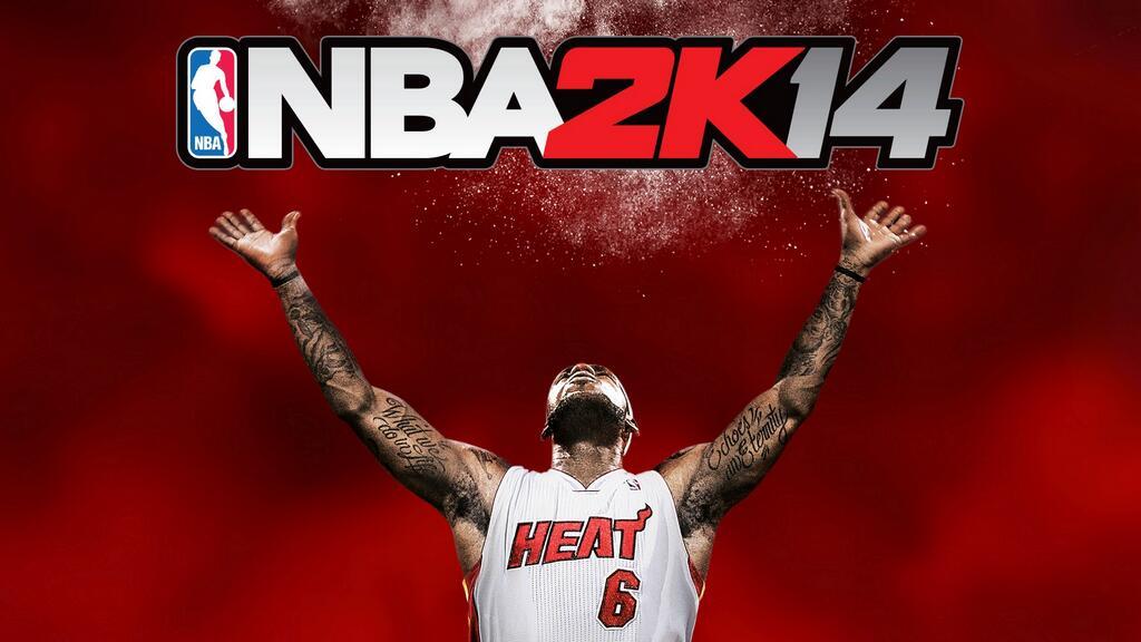 Capture d'écran NBA 2K14 PS4