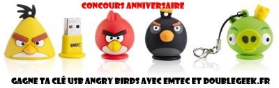 Clé USB Angry Birds