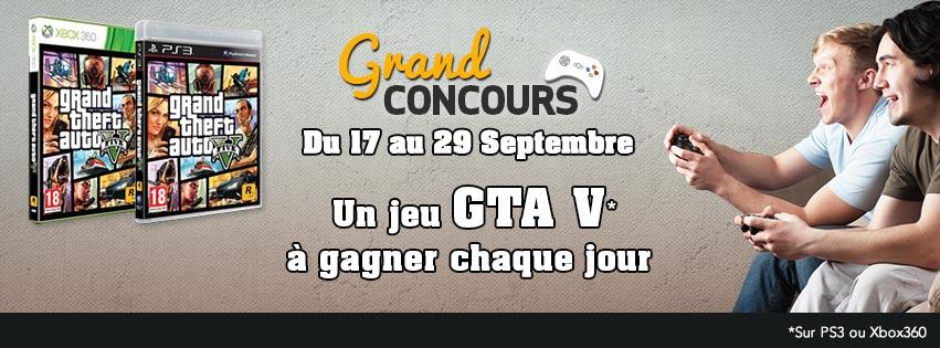 Concours GTA 5 Rue du Commerce