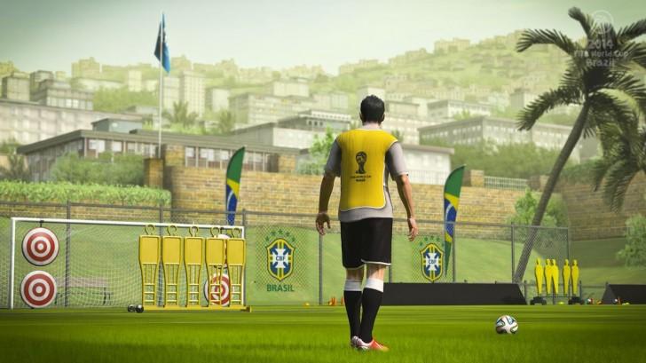 Coupe du monde de la fifa bresil 2014 playstation  3