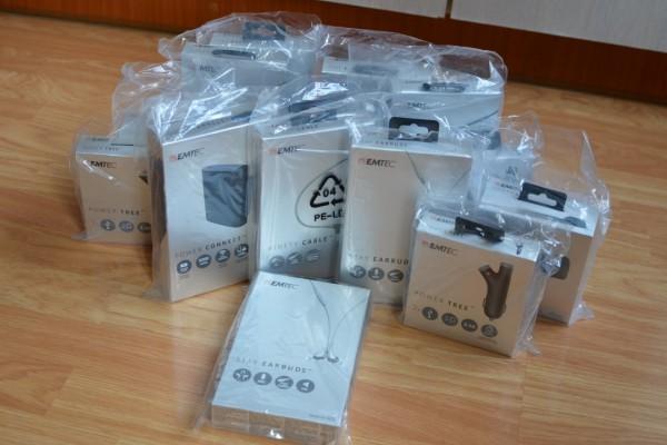 Gagne un max d'accessoires nomades Use Project avec Emtec