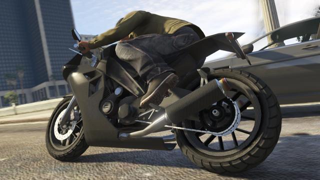 GTA V Capture d'écran 3