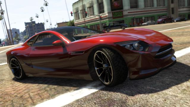 GTA V Capture d'écran