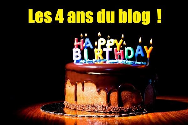 Happy-Birthday Blog (Personnalisé)