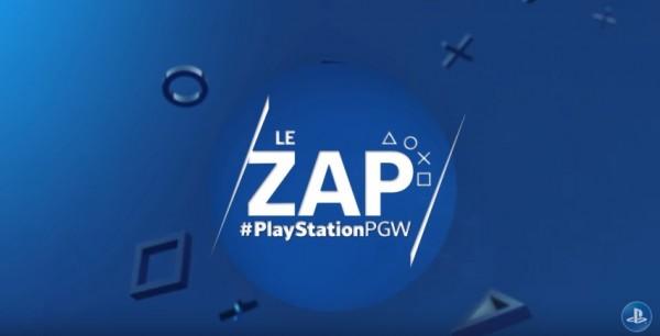 Le Zap PlayStation