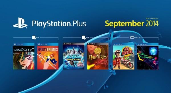 PS + Septembre 2014