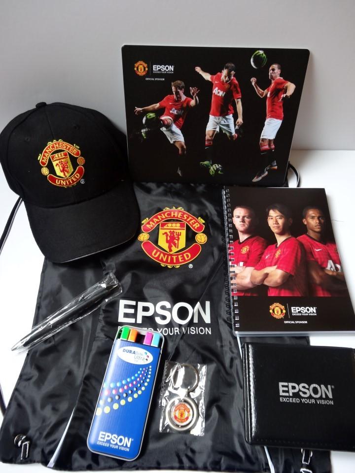 Pack de goodies Epson