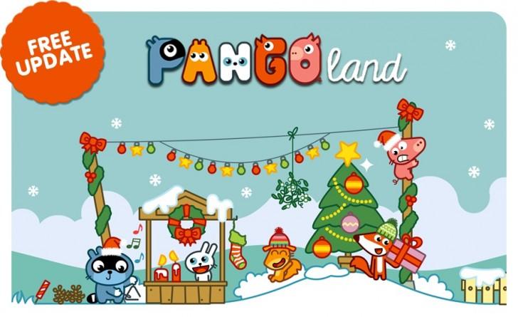 Pangoland Noël