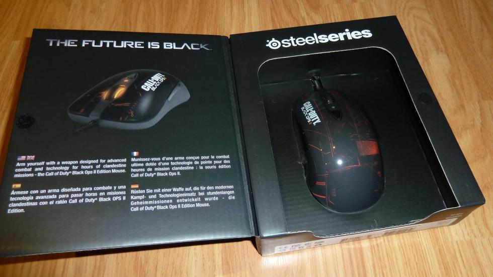 Souris Steelseries Black Ops II