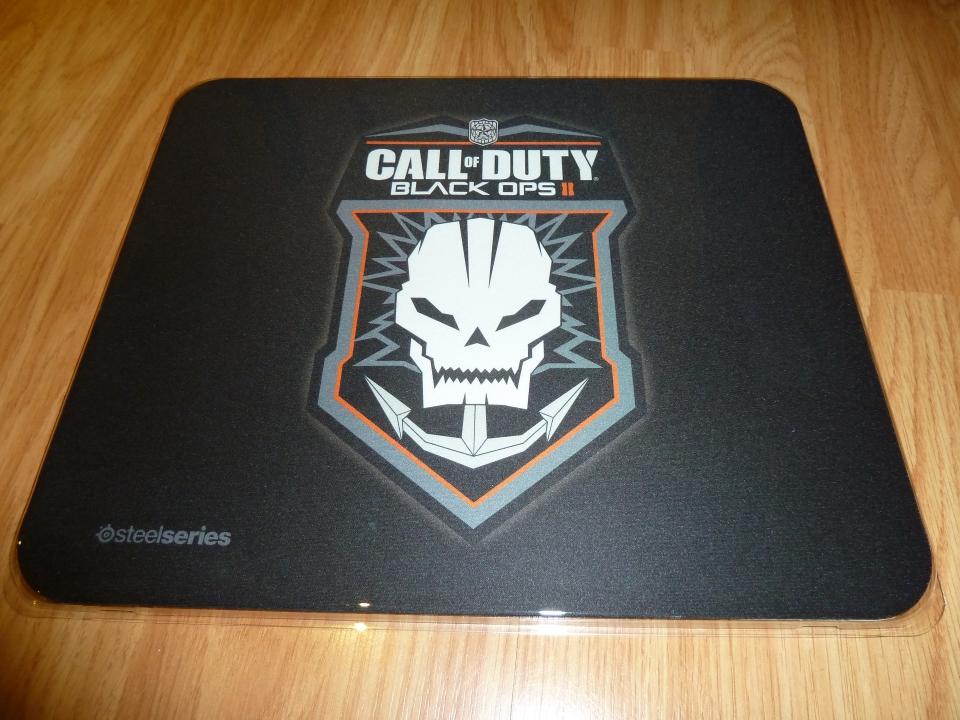 Tapis de souris Gaming Black Ops II