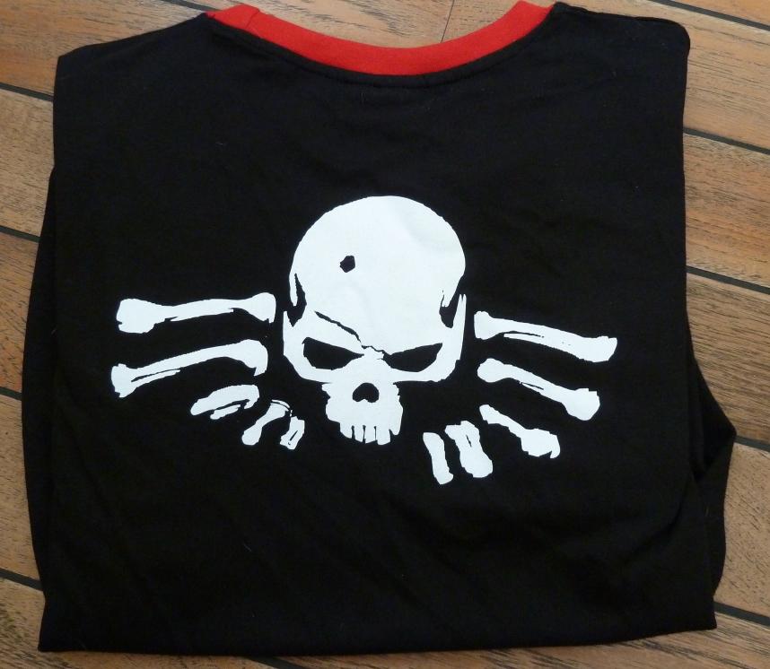 Tee-shirt Risen 2 Dark Waters