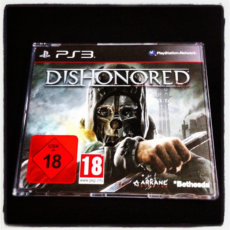 Dishonred